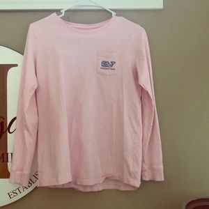 Cute Girls 14/16 new condition pink top